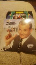 THE MAN WHO KNEW TOO LITTLE LASERDISC - LD