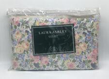 Vintage Laura Ashley Shower Curtain Quartet Floral NEW