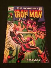 Iron Man #11 (Mar 1969, Marvel) NM- 9.2 sharp unread copy