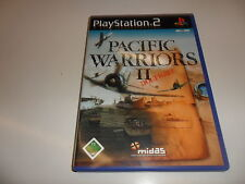 PLAYSTATION 2 PS 2 PACIFIC WARRIORS 2-Dogfight