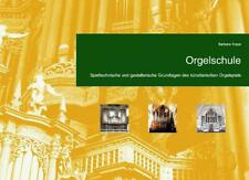 Noten Orgelschule Barbara Kraus MKH Medienkonto Hamburg