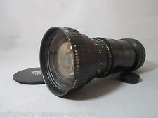 ANGENIEUX ZOOM 12-120MM LENS C-MOUNT for BOLEX 16MM MOVIE CAMERA PRISTINE!