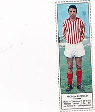 Figurina calciatori  Il Tempo 1966/67 Vicenza, Ciccolo