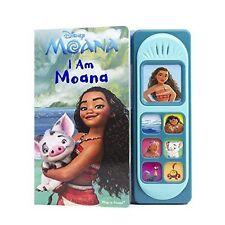 FROM DISNEY'S MOANA: I AM MOANA PLAY A SOUND STORY BOOK BRAND NEW