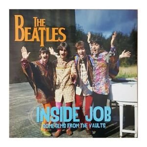 BEATLES Inside Job Gems From The Vaults VINYL rare get back ticket to ride blues