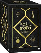 HOW I MET YOUR MOTHER - LA SERIE COMPLETA - STAGIONI DA 1 A 9 (27 DVD) COF.UNICO