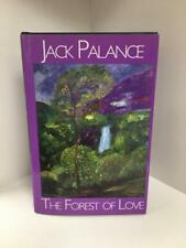 The Forest of Love by Jack Palance (First Edition) Signed