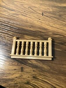 Calico Critters Family Large Railing Replacement Red Roof Country Home