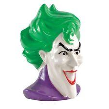 DC Comics Batman The Joker Head Ceramic Bookend
