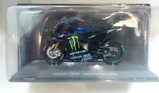 Yamaha YZR-M1 motorcycle Valentino Rossi 2019