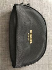 Chanel Beaute Mesh Make Up Bag Large Size