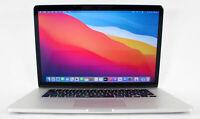 """BARGAIN 15"""" Apple MacBook Pro 2015 RETINA 2.5GHz i7 16GB RAM 256GB SSD + WNTY"""