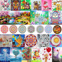 Animal 5D DIY Special Shaped Diamond Painting Cross Stitch Embroidery Mosaic Kit