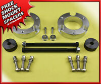"""3"""" Front Strut Spacers Lift Kit + Diff Drop For 95-04 TOYOTA Tacoma 4WD"""