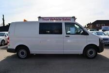 Transporter LWB Commercial Van-Delivery, Cargoes