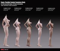 TBLeague 1/6 S22A S25B S26A S24A 27B Phicen Female Seamless Body Flexible figure