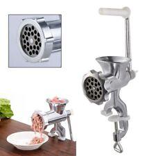Manual Meat Grinder and Sausage Stuffer Grinder Mincer Pasta Maker Crank Tool