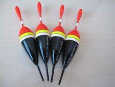 Sensitive 4 x Floats 12 g Carp Tench Perch Coarse Fishing New Balsa Wood Tackle