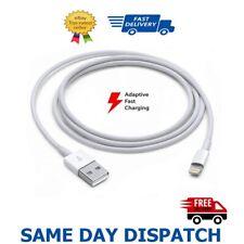 USB Kabel für IPHONE 5/6/7/8 & 7/8Plus, X, XS, XR, und XS Max-White - Ce Geprüft