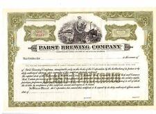 Pabst brewing company cervecería