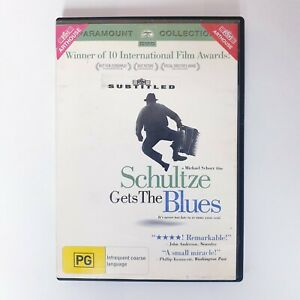 Schultze Gets The Blues DVD Region 4 PAL Free Postage - Arthouse Comedy