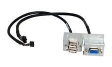 HP DL380 Front USB VGA Cables 414071-001 404807-001 / 392250-003