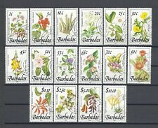 More details for barbados 1989-92 sg 890/905 used cat £44