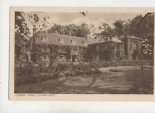 Queens Hotel Hawkhurst Kent Vintage Postcard Frank Williams 528b