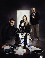 Anna Torv Joshua Jackson Noble Signed Autographed 11X14 Photo Fringe GV849576