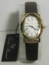 NEW WITH TAG LUCIEN PICCARD WOMENS ANETO QUARTZ WATCH  WITH QUICK CHANGE STRAPS!