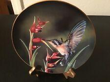"Hamilton Collection's ""Romantic Flights of Fancy"" called ""Sunrise Samba� by Qua"