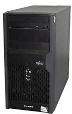 Fujitsu Esprimo P2560, 240GB SSD, 8GB RAM, WIN10pro, Intel Core2 2x2,9Ghz, E7500