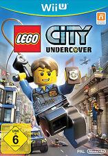 LEGO City Undercover (Nintendo Wii U, 2013, DVD-Box)