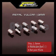 1.3 mm Metal Gundam Head Vulcan Canon Rebuild Parts For RG HG 1/144 Gunpla Model