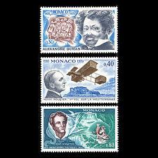 Monaco 1970 - Mediterranean Flight & Death of Alexander Dumas - Sc 778/0 MNH