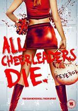 All Cheerleaders Die [2013] [DVD][Region 2]