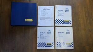 New Holland Boomer 8N Service Manual