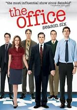 Office Season Six 0025192044700 With Steve Carell DVD Region 1