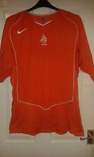 Mens Football Shirt - Netherlands Holland National Team - Home 2004-06 Nike XXL