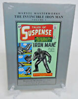 Invincible Iron Man Volume 1 Tales of Suspense #39-50 Marvel Masterworks HC New