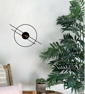 Wall Clock Modern Australian Made Acrylic Minimalist Art Clock Design