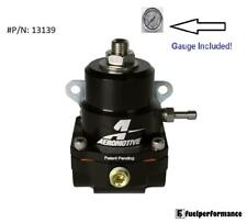 AEROMOTIVE 13139 EFI Fuel Pressure Regulator 2 -08 inlets 1-06 return 40-75psi