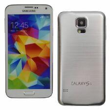 Cover e custodie brillante Per Samsung Galaxy S5 argento per cellulari e palmari