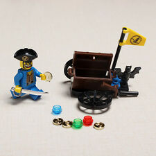 Enlighten Handcart For Carrying Treasure Yun Po Car Pirates Series Blocks Toy NO