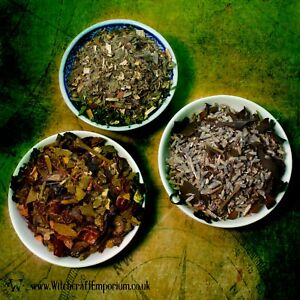 Magical Herbal Blend Spell Mix | Third Eye Blend (Psychic Abilities | Witchcraft