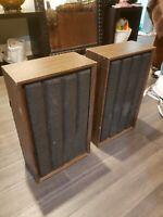 """Vintage pioneer 3 way speakers 8"""" Woofers"""