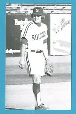 Tony Bianco (Sacramento) 1975 Vintage Minor League Baseball Postcard