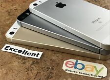 Apple iPhone SE Rose Gold Silver Space Gray Unlocked Verizon ATT 16/32/64/128GB