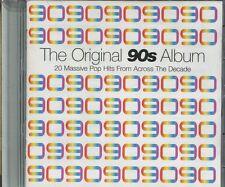 ORIGINAL 90s ALBUM - VARIOUS ARTISTS on CD - NEW -