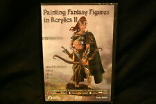 ANDREA   PAINTING FANTASY FIGURES   IN ACRYLICS II  DVD 4